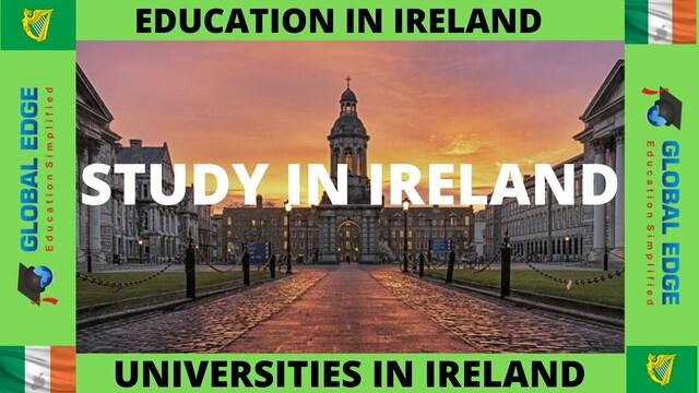 Informative Video On Study In Ireland