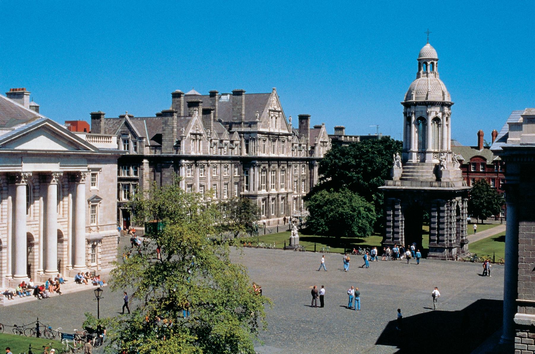 Ireland university fee